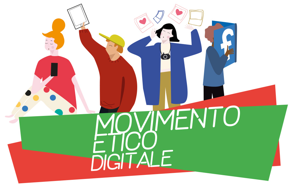Logo Social Warning - Movimento Etico Digitale
