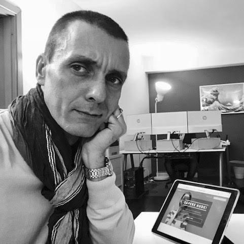 Giuseppe Sferrazzo, formatore Social Warning