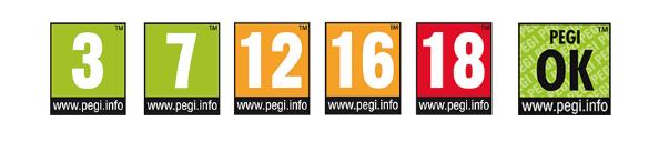 Classificazione PEGI per età
